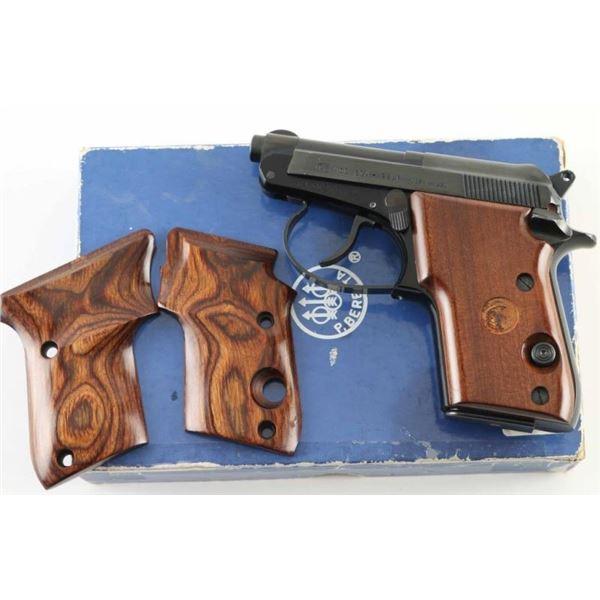 Beretta Model 21A .22 LR SN: BAS09764U