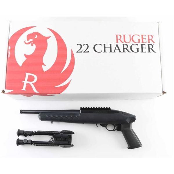 Ruger 22 Charger .22 LR SN: 492-12430