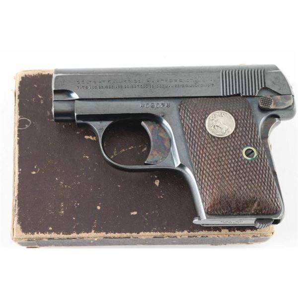 Colt 1908 Vest Pocket .25 ACP SN: 402074
