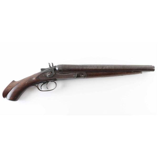 Parker Bros. Hammer Gun 12 Ga SN: 28879