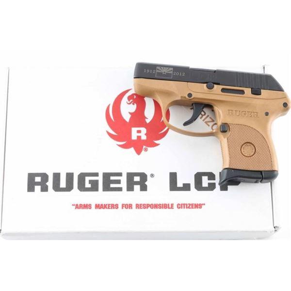 """Ruger LCP """"AZ"""" .380 ACP SN: AZ1-01121"""