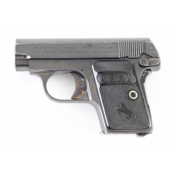 Colt 1908 Vest Pocket .25 ACP SN: 303741