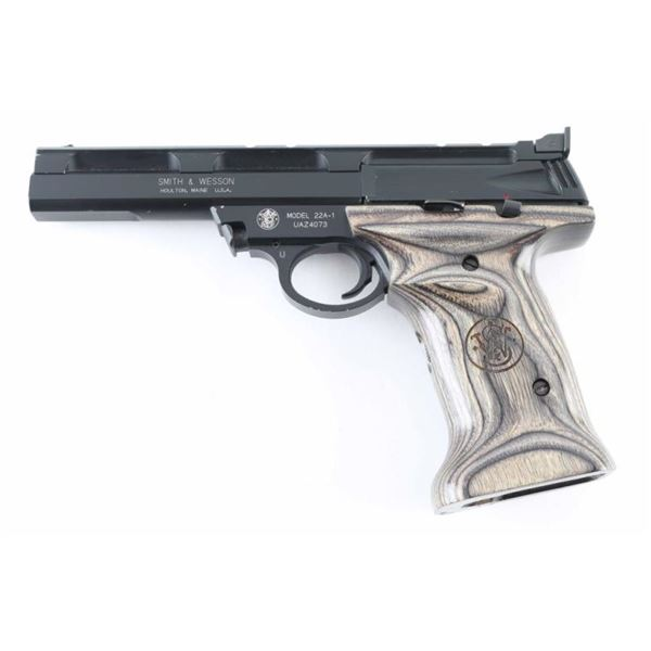 Smith & Wesson 22A-1 22LR SN: UAZ4073