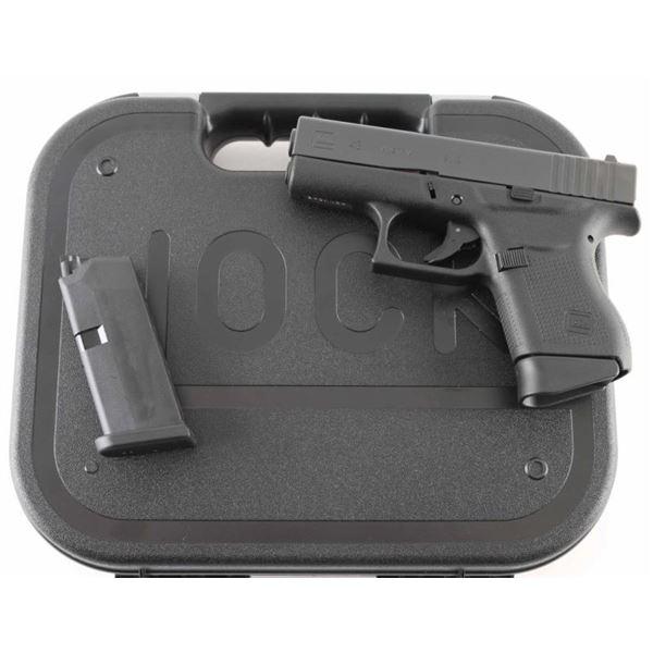 Glock 43 9mm SN: BBNV943