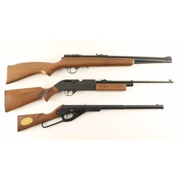 Lot of 3 Air Rifles