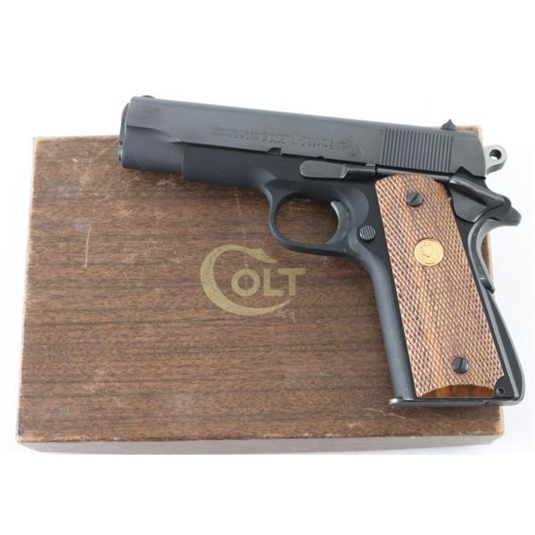 Colt Commander L.W. .45 ACP SN: CLW016078