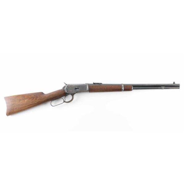Winchester Model 1892 .32-20 SN: 338263