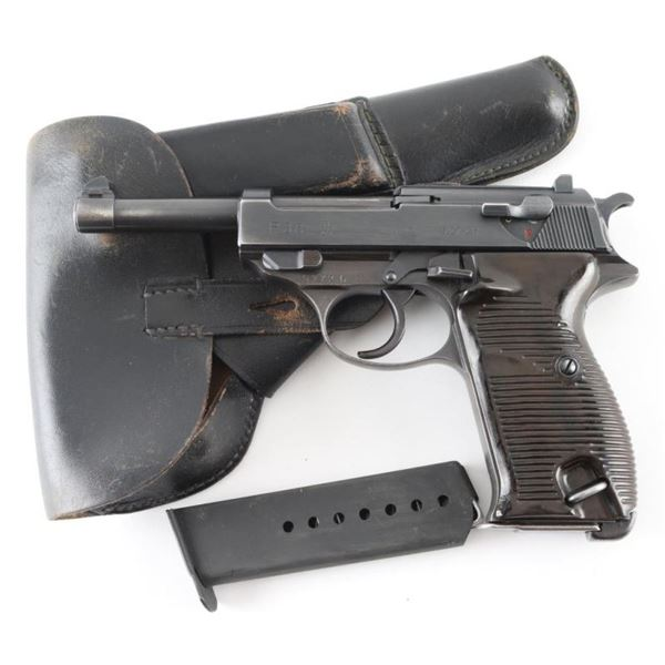 Walther P.38 'ac42' 9mm SN: 5272h