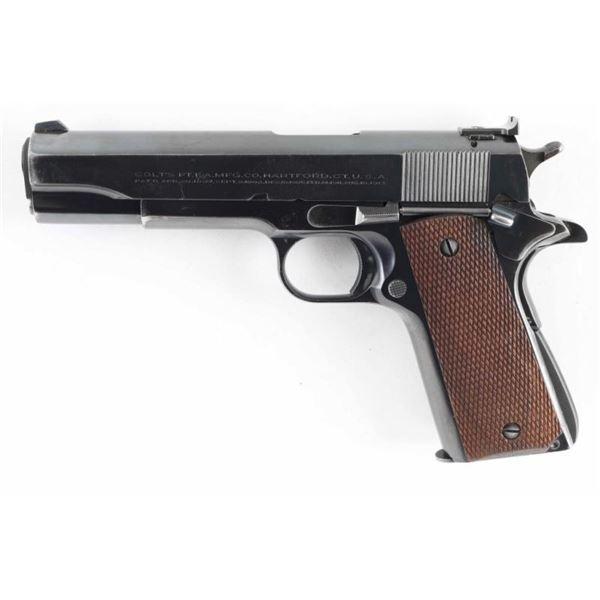 Colt Government Model .45 ACP SN: C181767