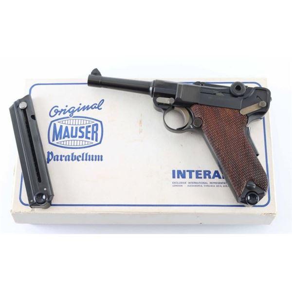 Mauser/Interarms Parabellum 9mm #11.00.4755