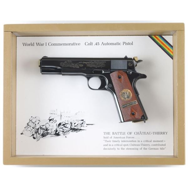 Colt Government Model 'Chateau Thierry' .45 4962-C