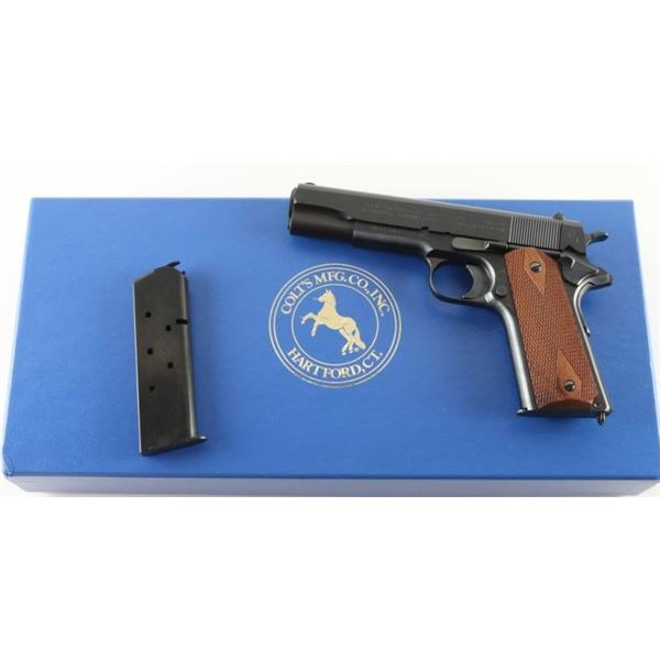 Colt M1911 'Reissue' .45 ACP SN: 2282WMK