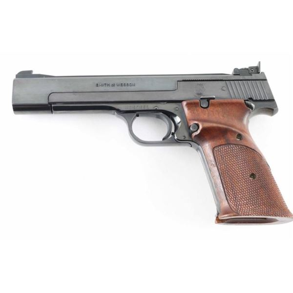 Smith & Wesson Model 41 22LR SN: A197651
