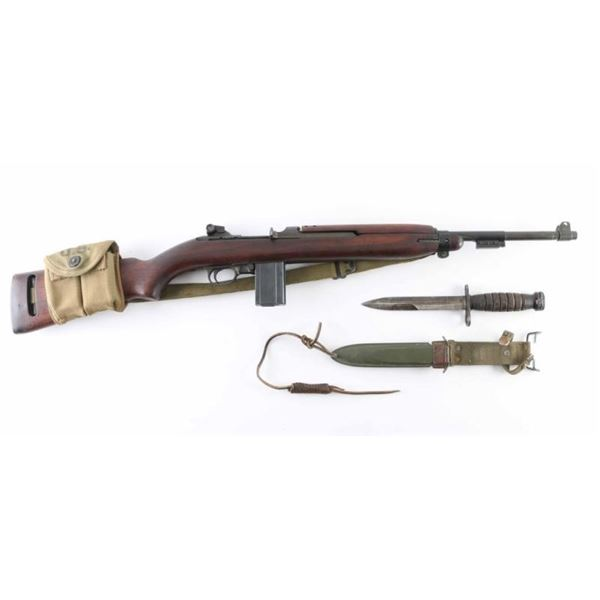 Inland M1 Carbine .30 Cal SN: 6402708