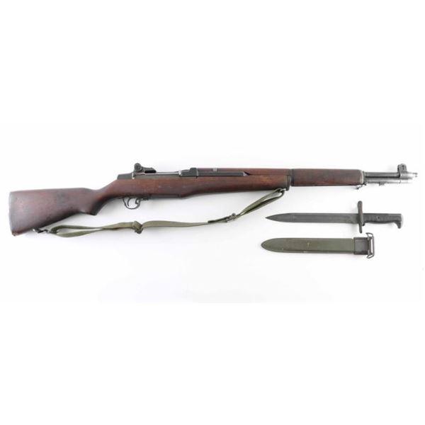 Springfield M1 Garand .30-06 SN: 1748605