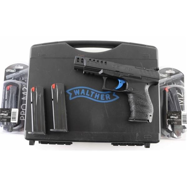 Walther Q5 Match 9mm SN: FCT1277