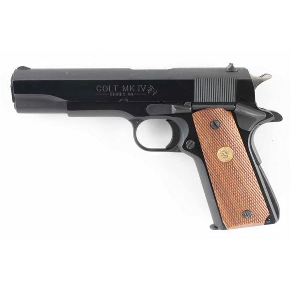 Colt Government Model .38 Super SN: FG97090