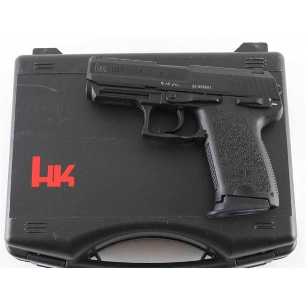 Heckler & Koch USP Compact 45 ACP