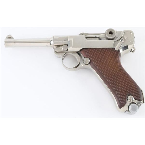 DWM Model P-08 9mm SN: 6257a