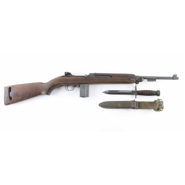 I.B.M. Corp. M1 Carbine .30 Cal SN: 3762768