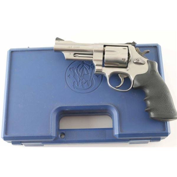 Smith & Wesson 625-6 .45 LC SN: CAU4654