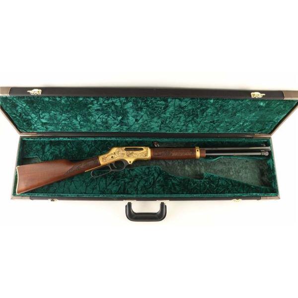 Henry 'Iron Horse' Commemorative Rifle