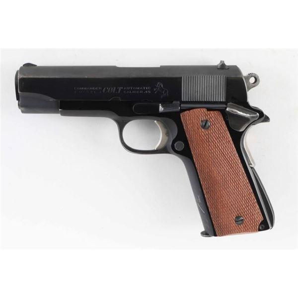 Colt Commander L.W. .45 ACP SN: CLW020970