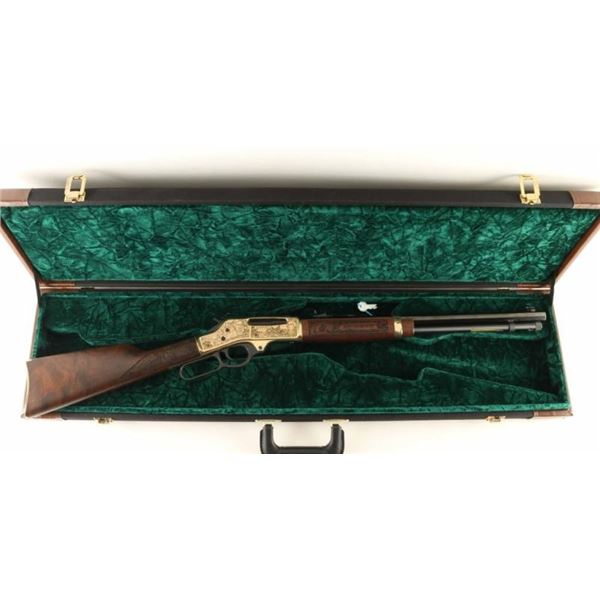 Henry 'Constitutional Eagle' Rifle
