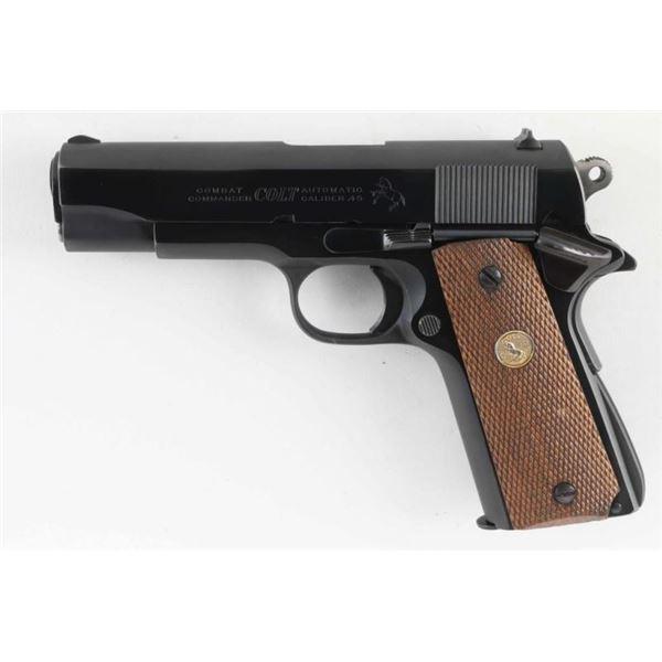 Colt Combat Commander .45 ACP SN: 70BS31299