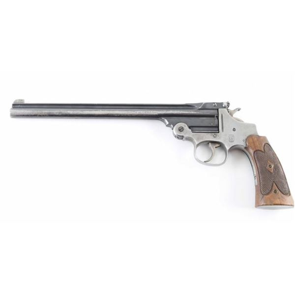 Smith & Wesson Perfected Target Pistol 22LR