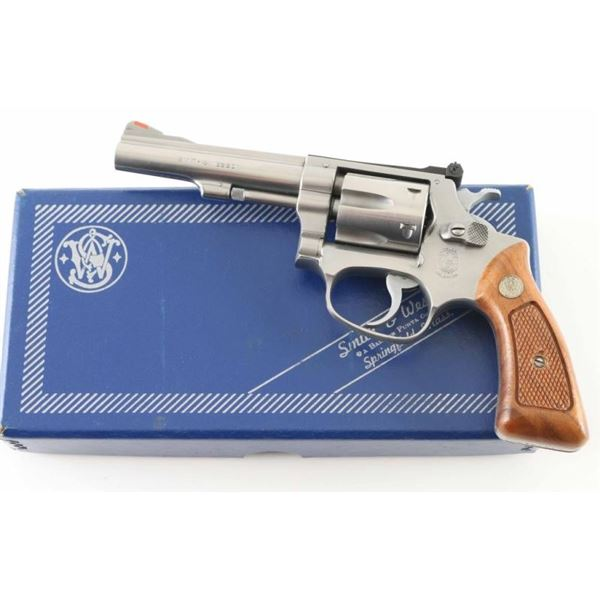 Smith & Wesson 63 .22 LR SN: M161777