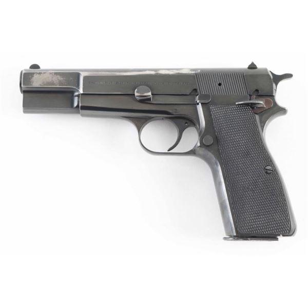 Browning Hi-Power 9mm SN: 245PM07326