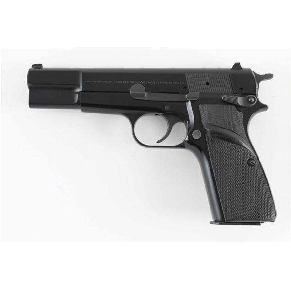 Browning Hi-Power 9mm SN: 245NV66365