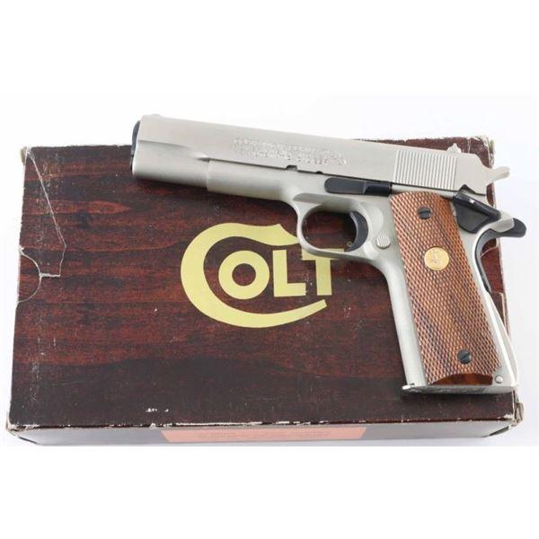 Colt Government Model .45 ACP SN: 70B16341