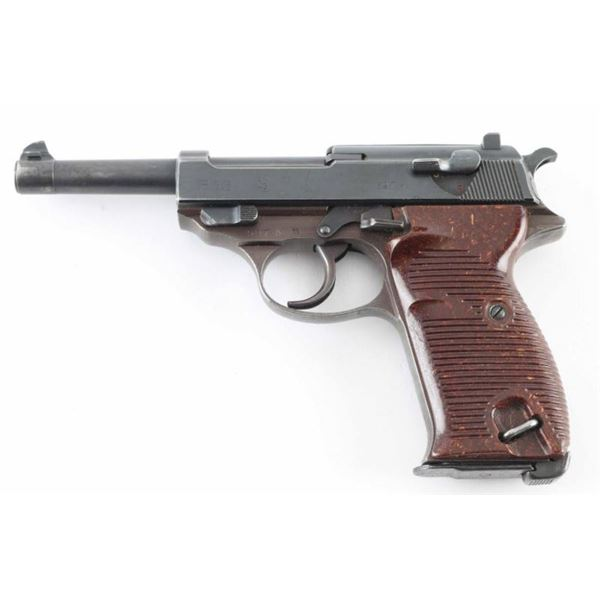 """Walther """"ac 43"""" P.38 9mm SN: 597K"""