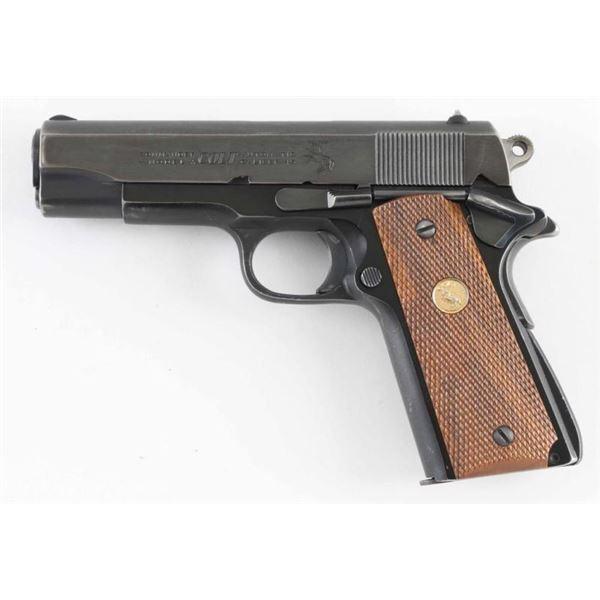Colt Commander L.W. .45 ACP SN: CLW024093