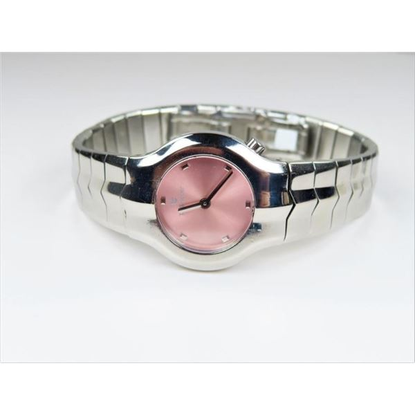 Ladies TAG Stainless Steel Swiss Made Watch