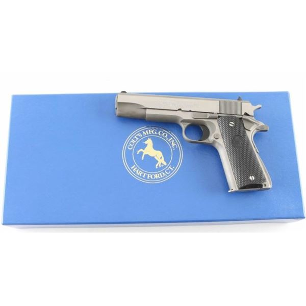 Colt Government Model .45 ACP SN: 71B1241