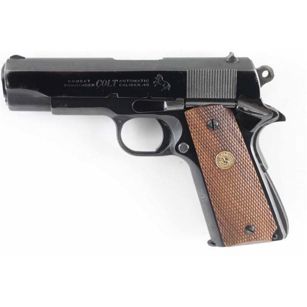 Colt Combat Commander .45 ACP SN: 70BS83532