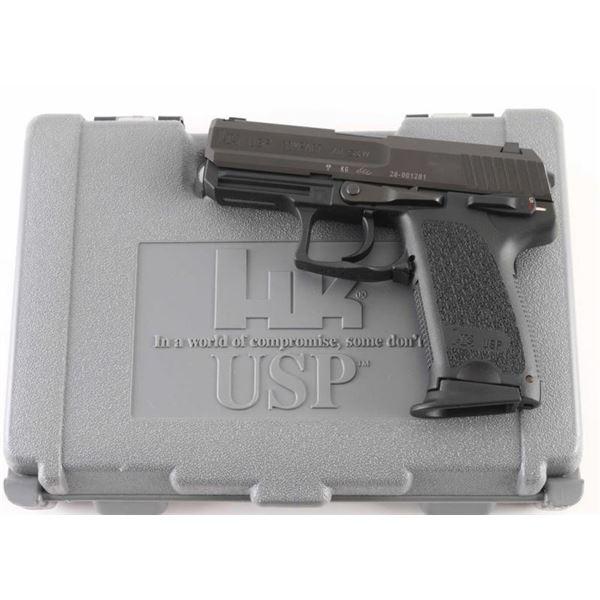 Heckler & Koch USP Compact 40 S&W