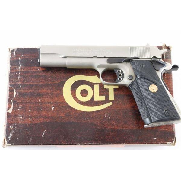 Colt Government Model 45acp SN: 70B16198