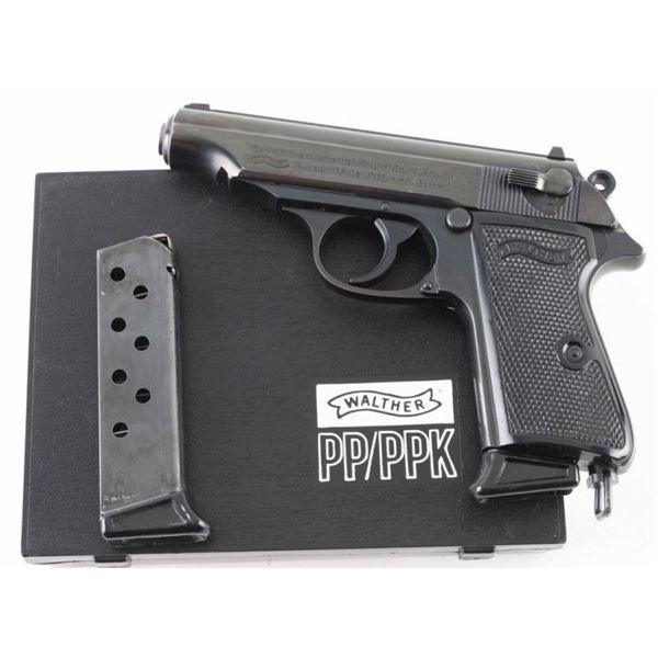 Walther/CDI PP .32 ACP SN: 702130