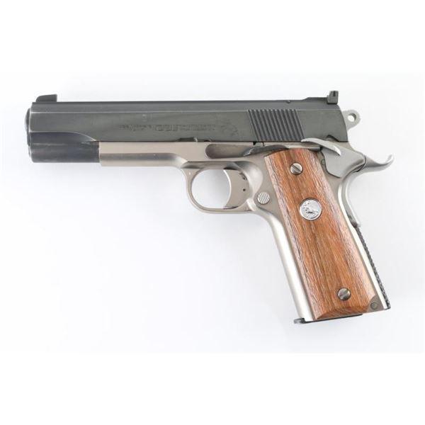 Colt Service Model Ace 22LR SN: SM27486