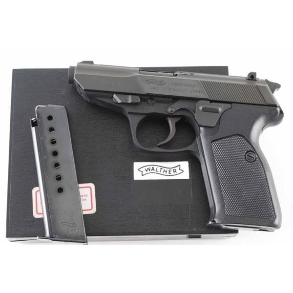 Walther/Interarms P5 9mm SN: 102463