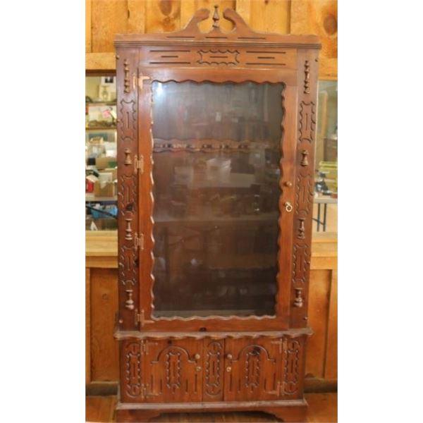 Vintage Gun Cabinet