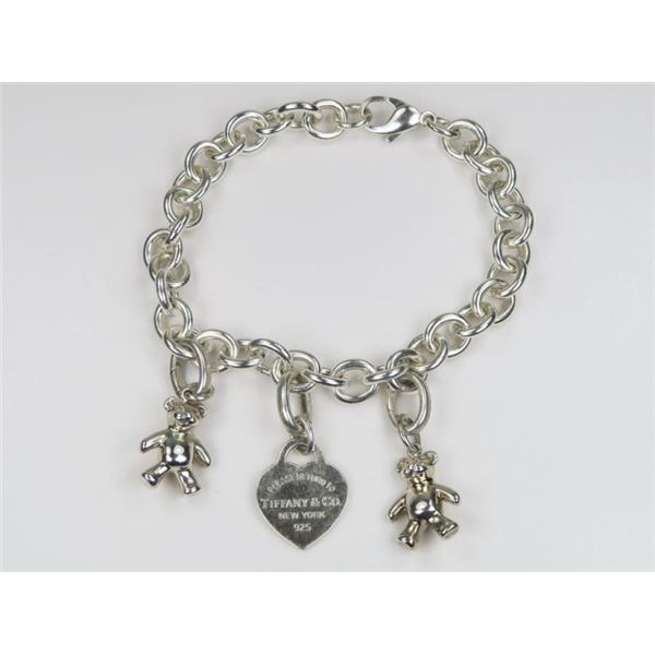 Authentic 'TIFFANY and Co.' Sterling Silver