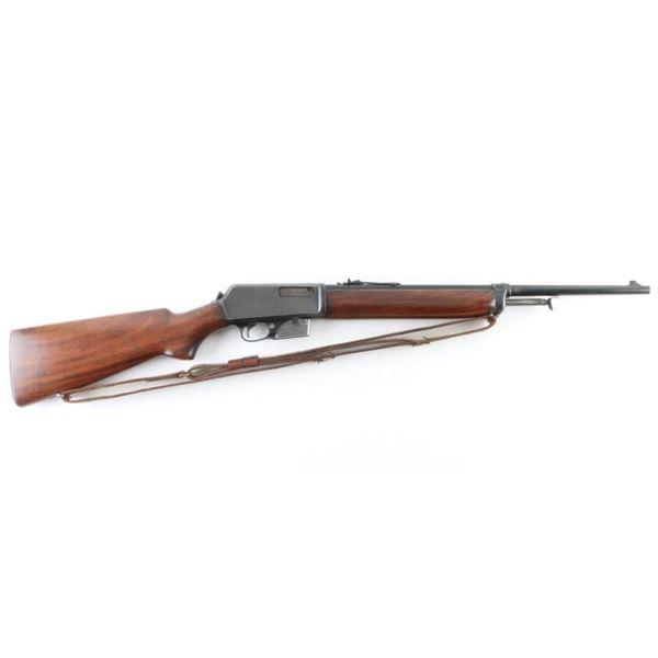Winchester Model 07 S.L. .351 WSL SN: 48734