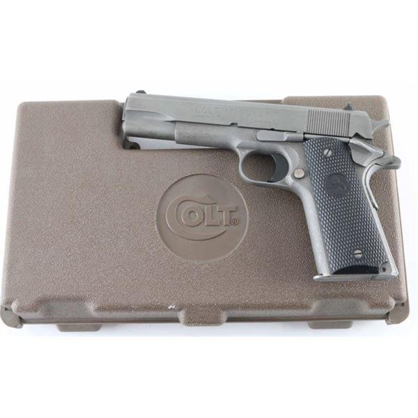 Colt M1991A1 .45 ACP SN: CV07012