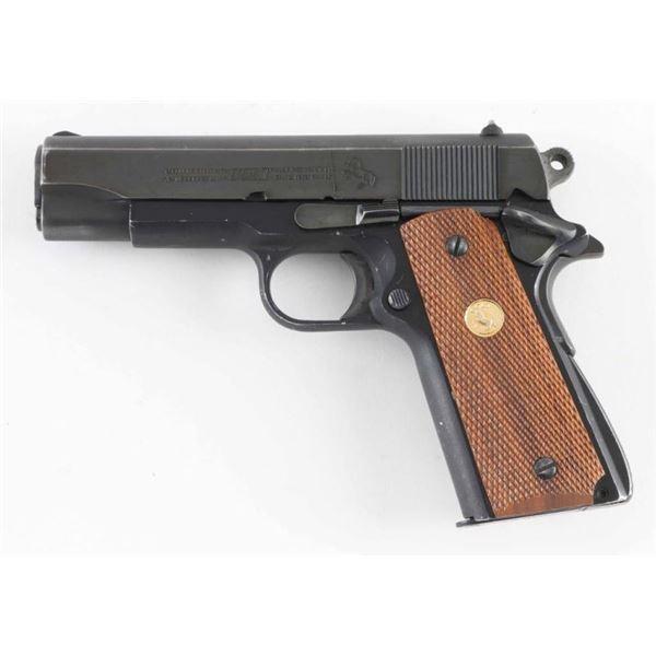 Colt Commander L.W. .45 ACP SN: CLW038418