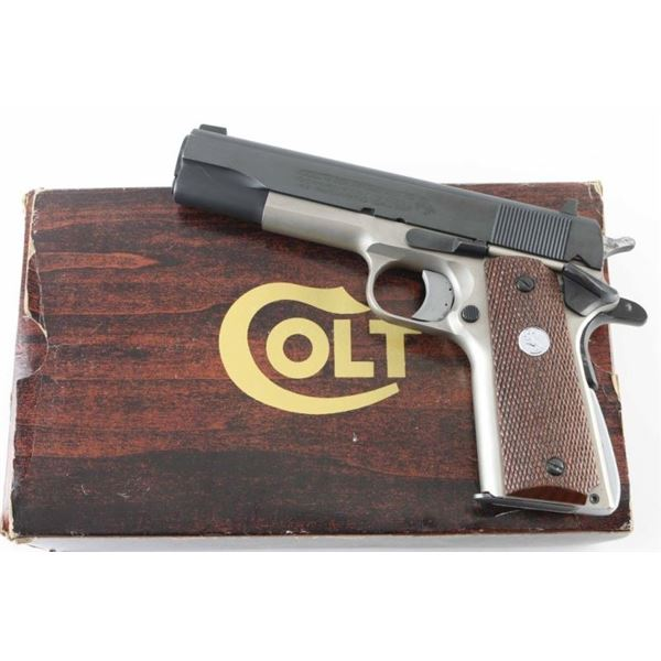 Colt Government Model .45 ACP SN: SM34930